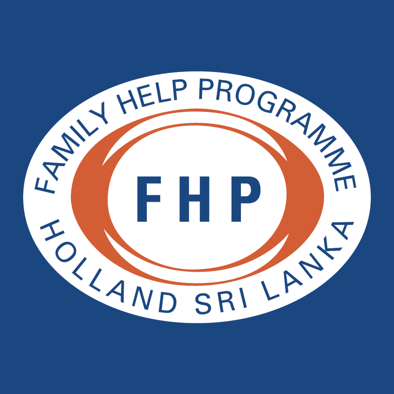 Family Help Programme vector logo