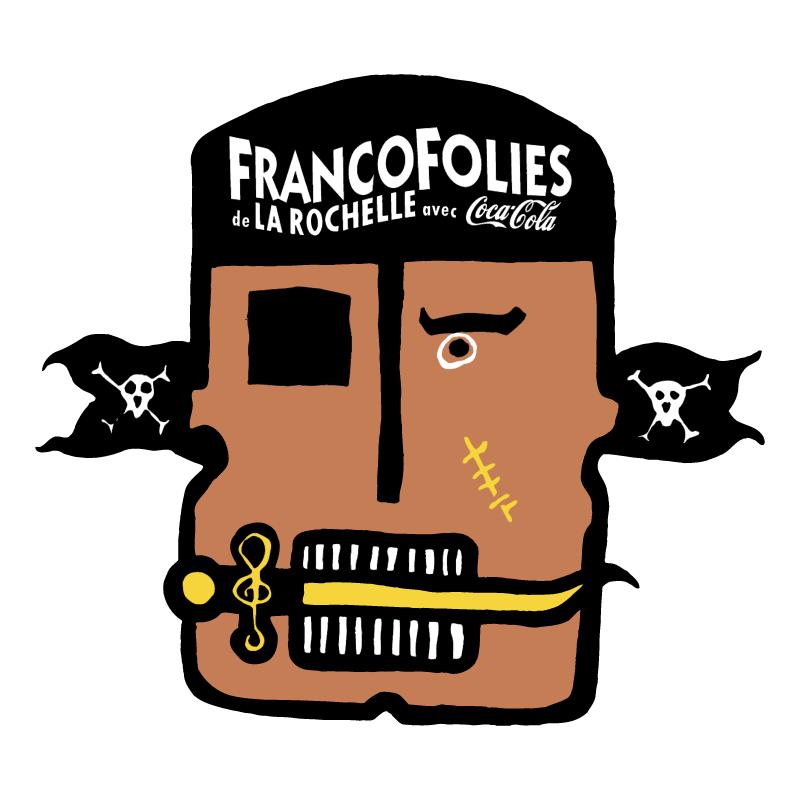 FrancoFolies de la Rochelle vector