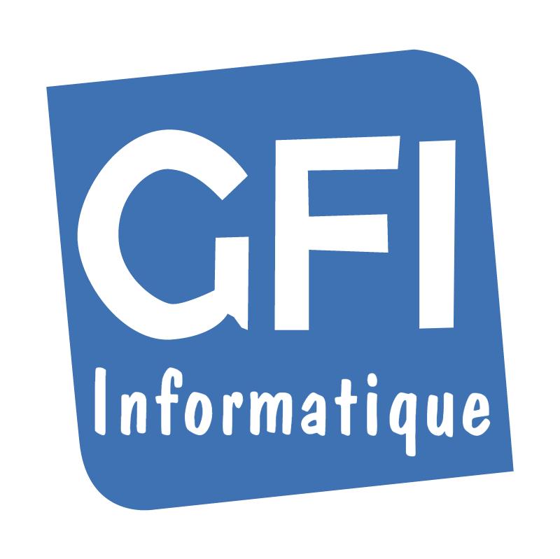 GFI Informatique vector logo