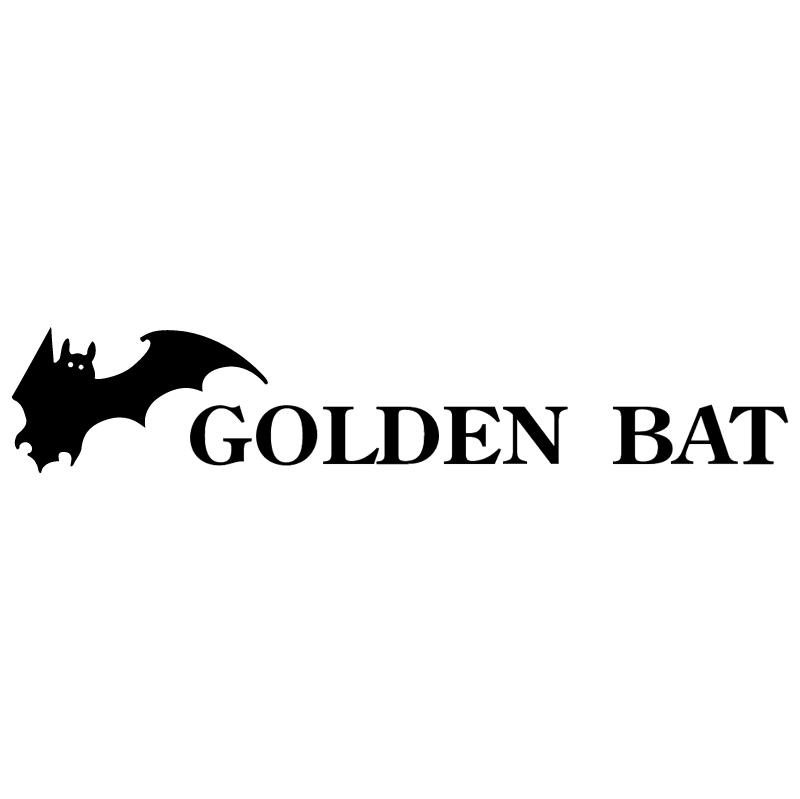 Gloden Bat vector