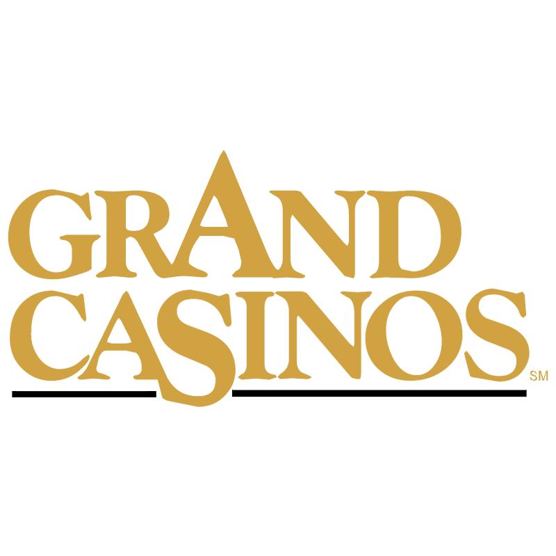 Grand Casinos vector