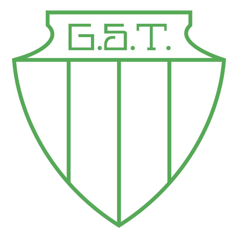 Gremio Sportivo Therezopolis de Porto Alegre RS vector logo