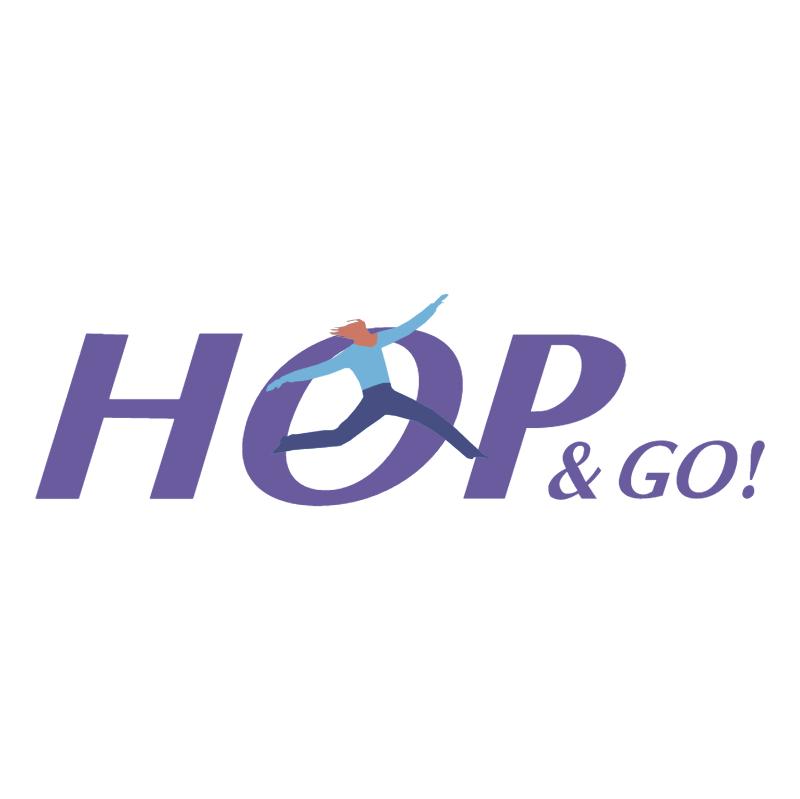 Hop & Go! vector