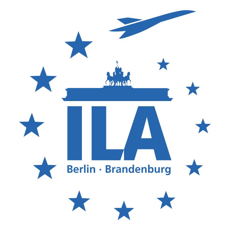 ILA International Aerospace vector