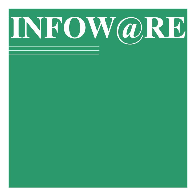 Infoware vector