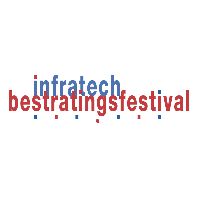 Infratech Bestratingsfestival vector
