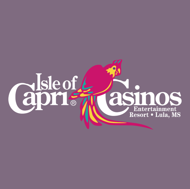 Isle of Capri Casinos vector logo
