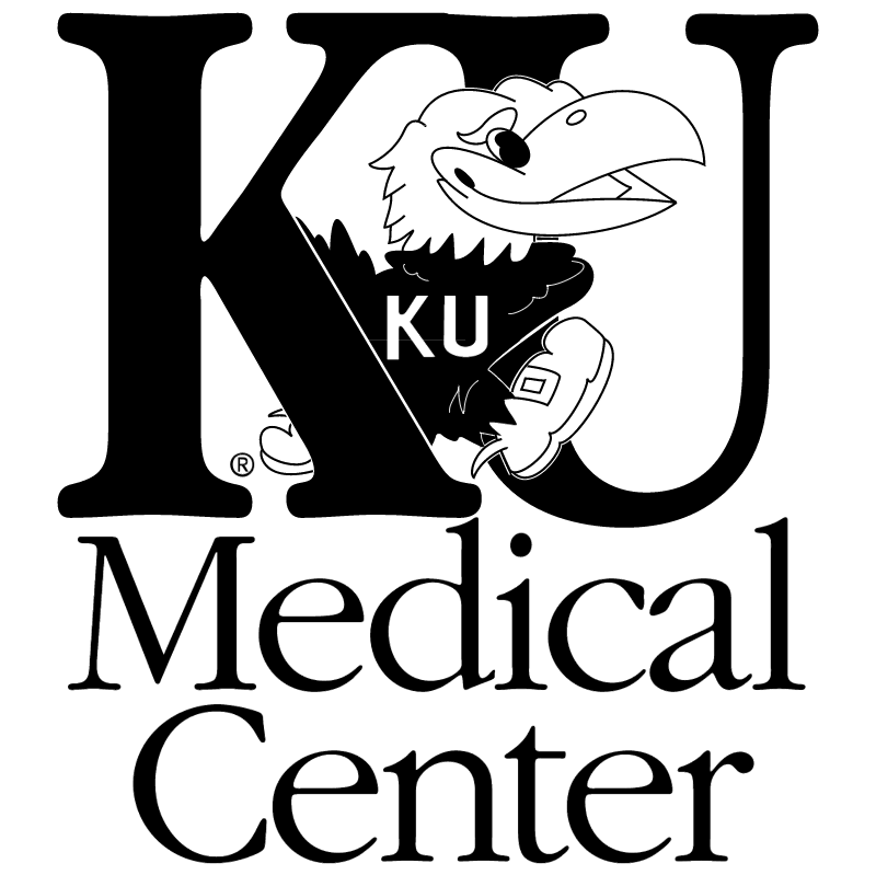 KU Medical Center vector logo