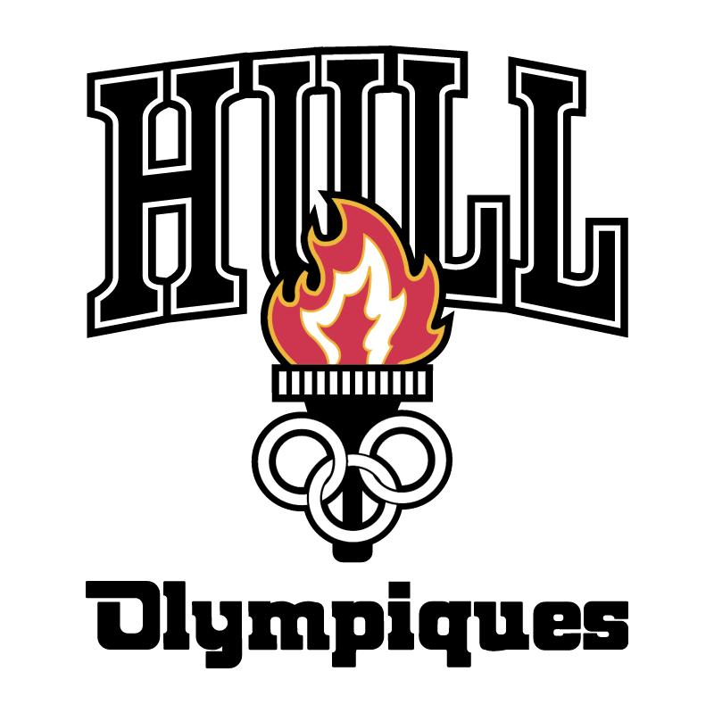 Les Olympiques de Hull vector