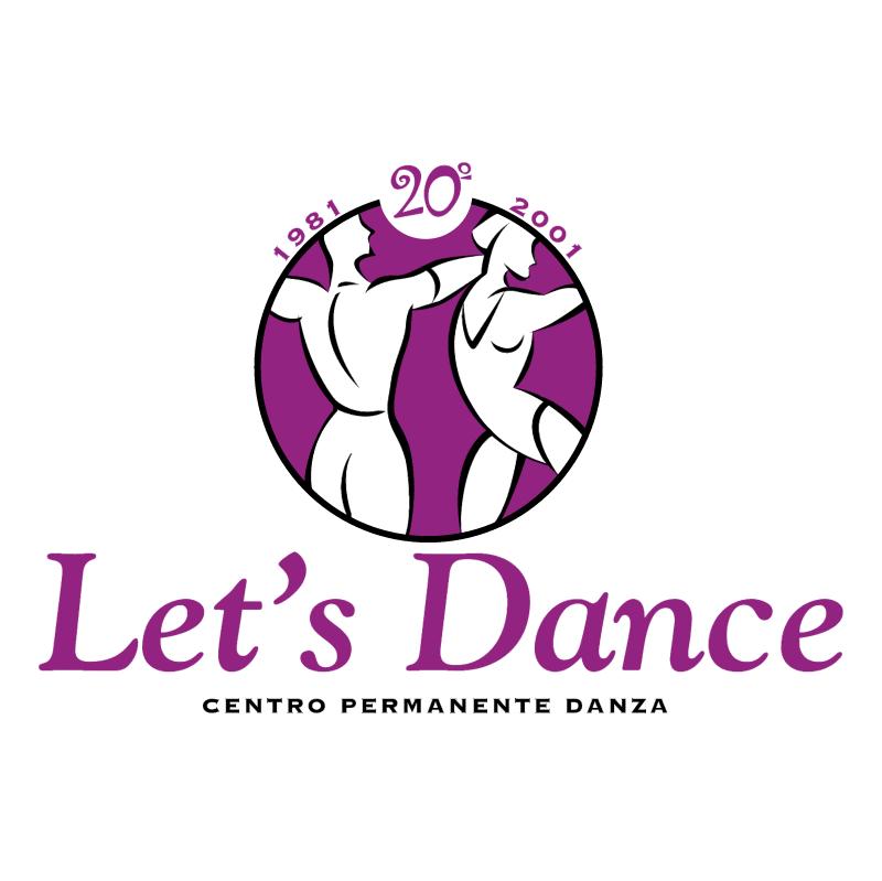Let's Dance vector
