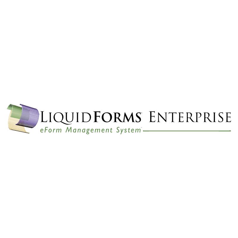 LiquidForms Enterprise vector