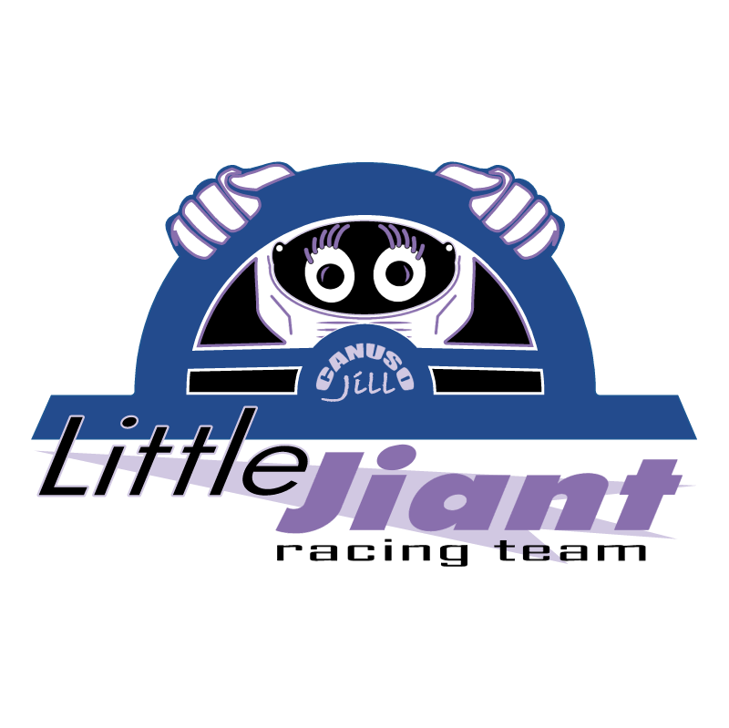Little Jiant Racing vector logo