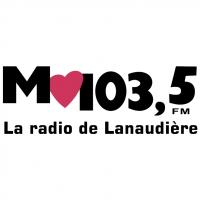 M 103,5 Radio vector