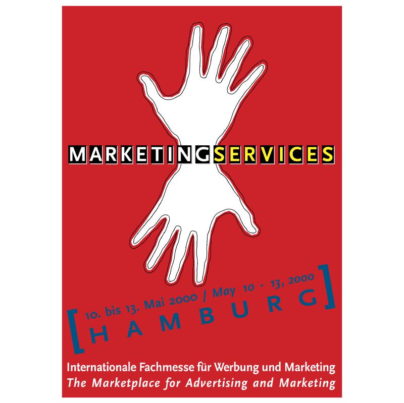 Marketing Services 2000 vector