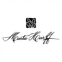 Marta Harff vector