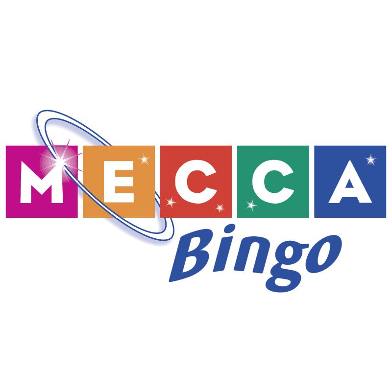 Mecca Bingo vector logo