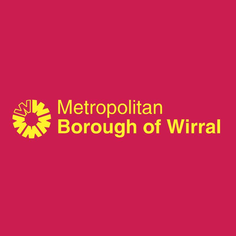 Metropolitan Borough of Wirral vector