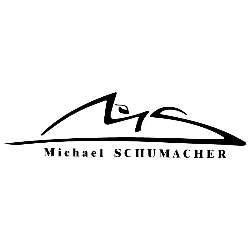 Michael Schumacher vector