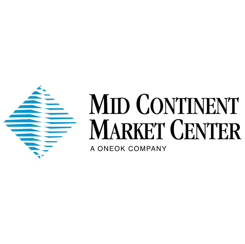 Mid Continent Market Center vector
