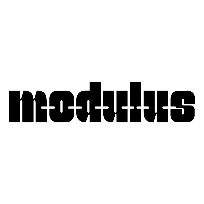 Modulus vector logo