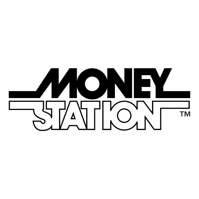 Money Station vector