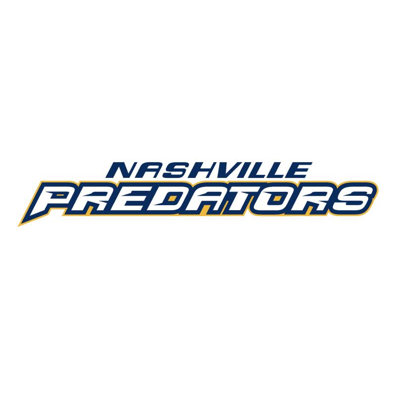 Nashville Predators vector