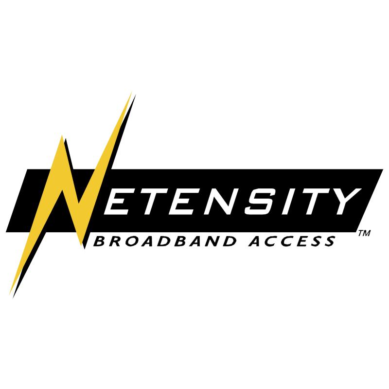 Netensity vector