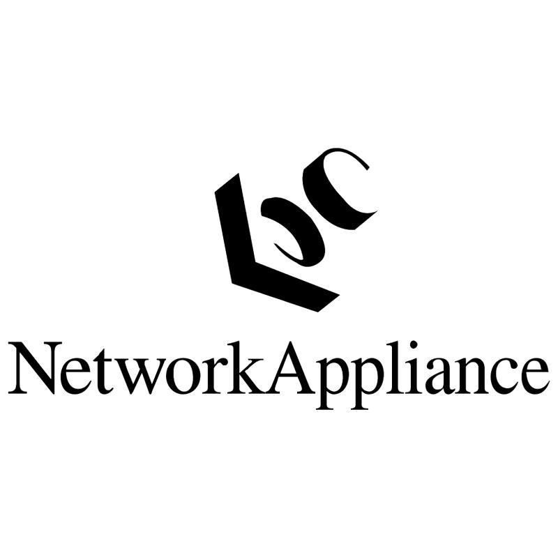 Network Appliance vector logo
