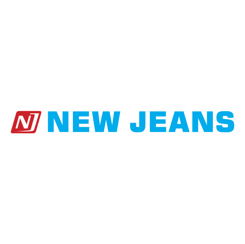 New Jeans vector