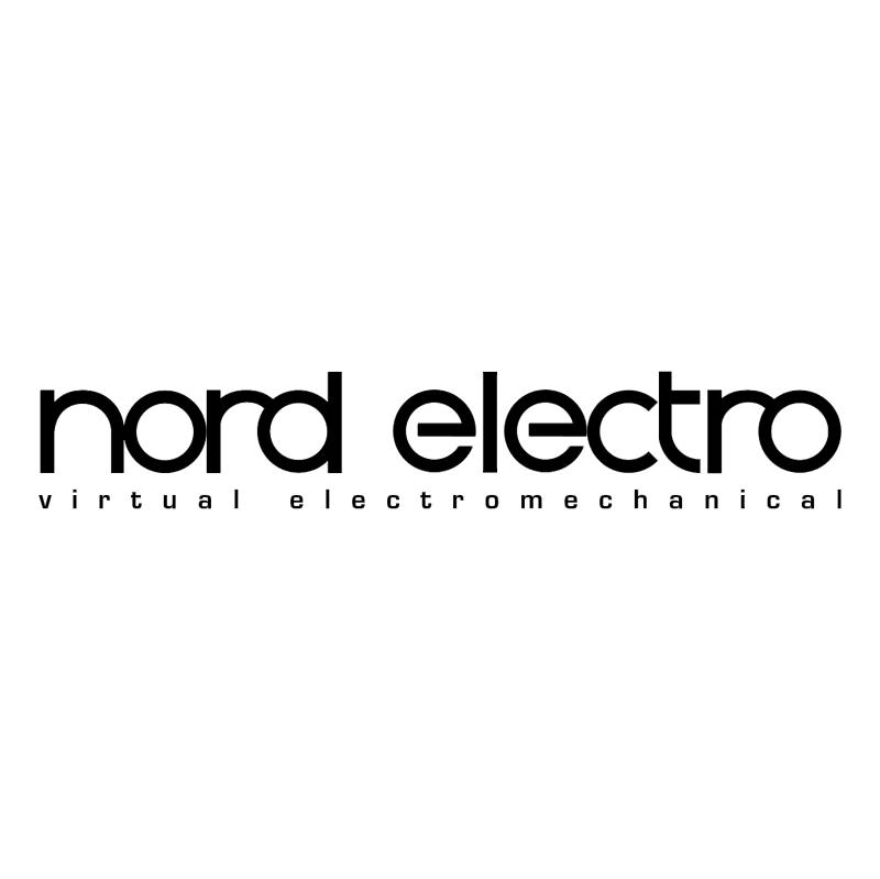 Nord Electro vector