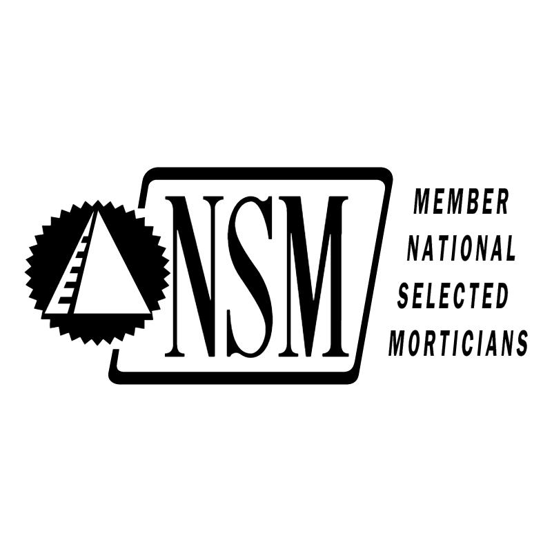 NSM vector logo