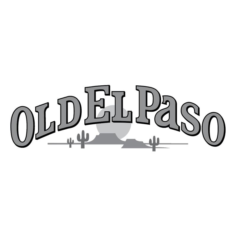 Old El Paso vector