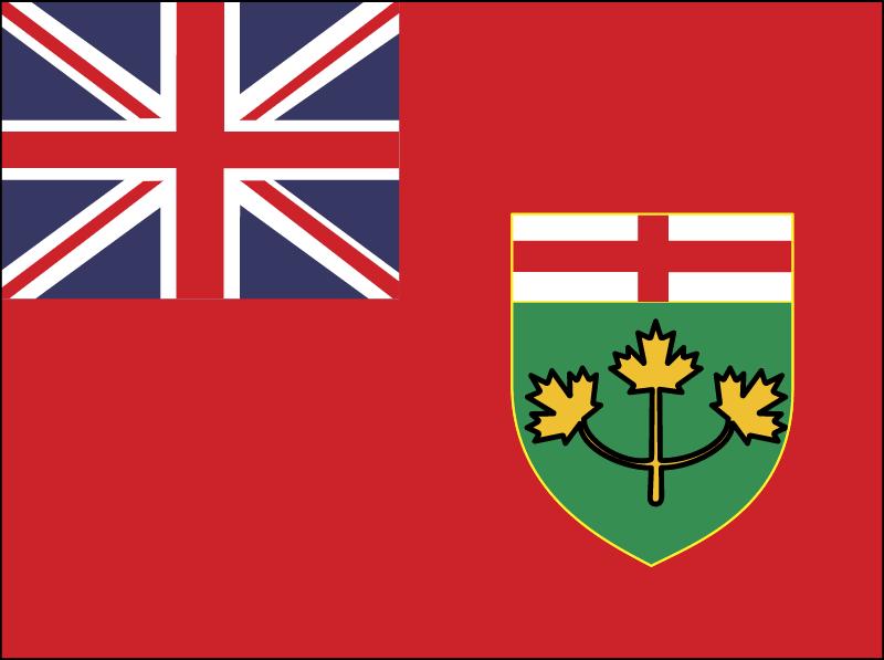 Ontario vector