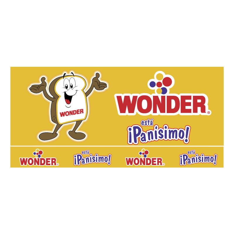 Pan Wonder vector