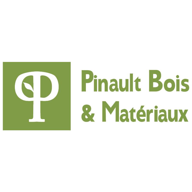 Pinault Bois & Materiaux vector