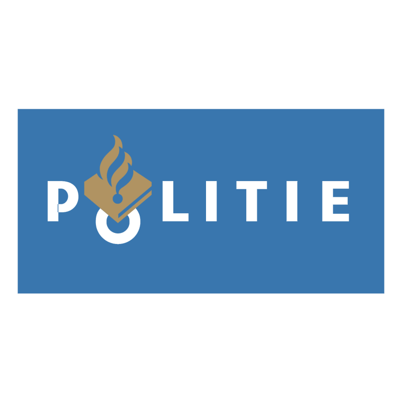 Politie vector logo