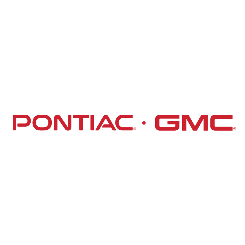 Pontiac GMC vector
