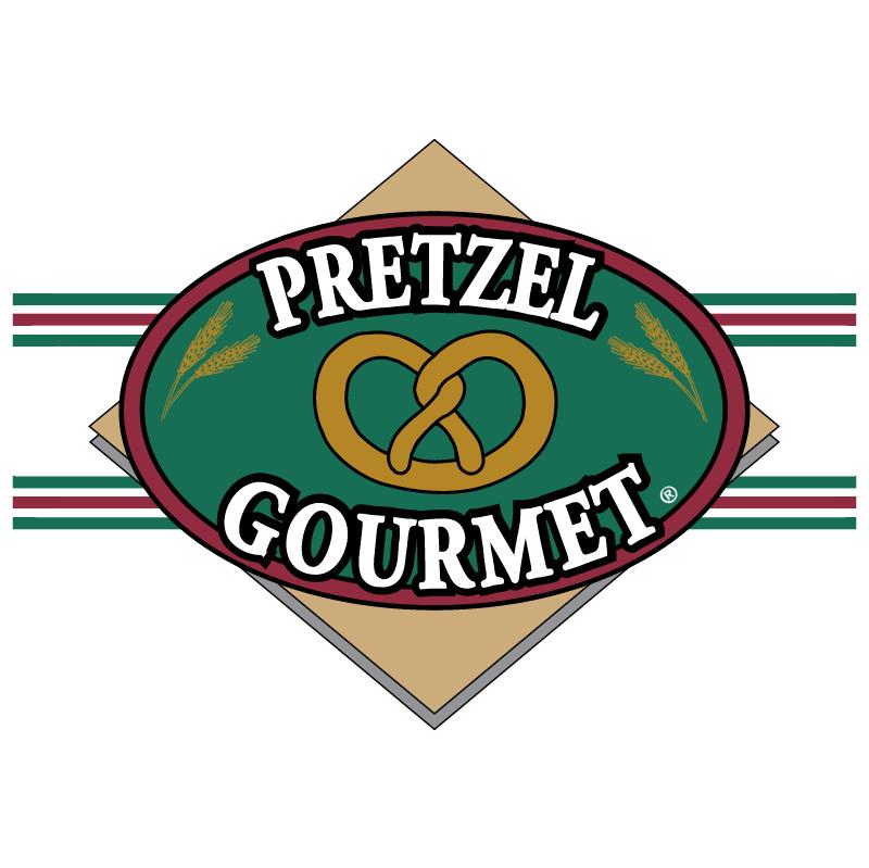 Pretzel Gourment vector logo
