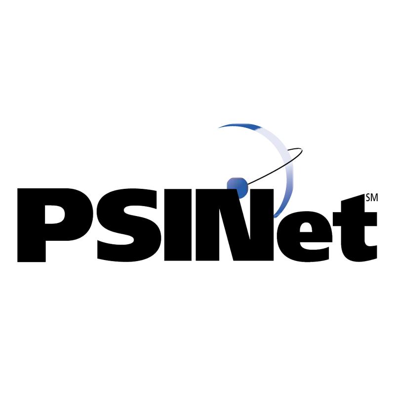 PSINet vector logo