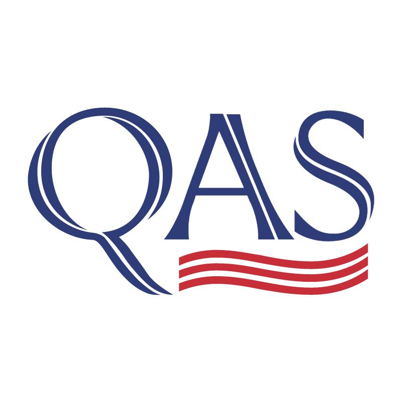 QAS vector logo