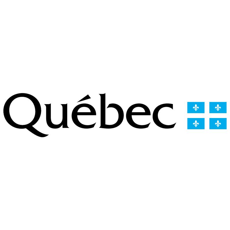 Quebec vector logo