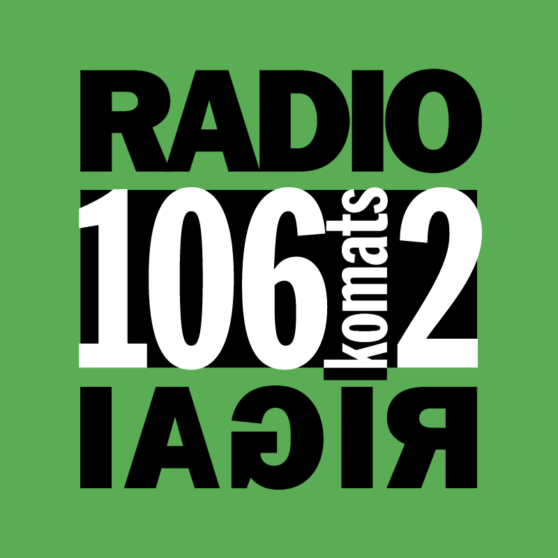 Radio 106,2 vector