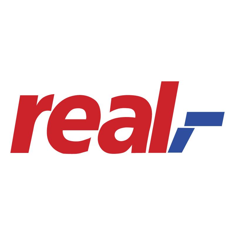 REAL Hipermarket vector