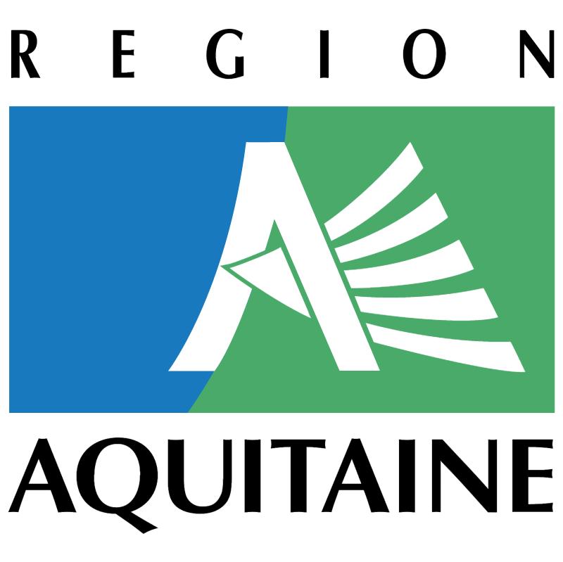 Region Aquitaine vector