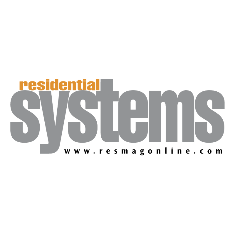 Residential Systems vector