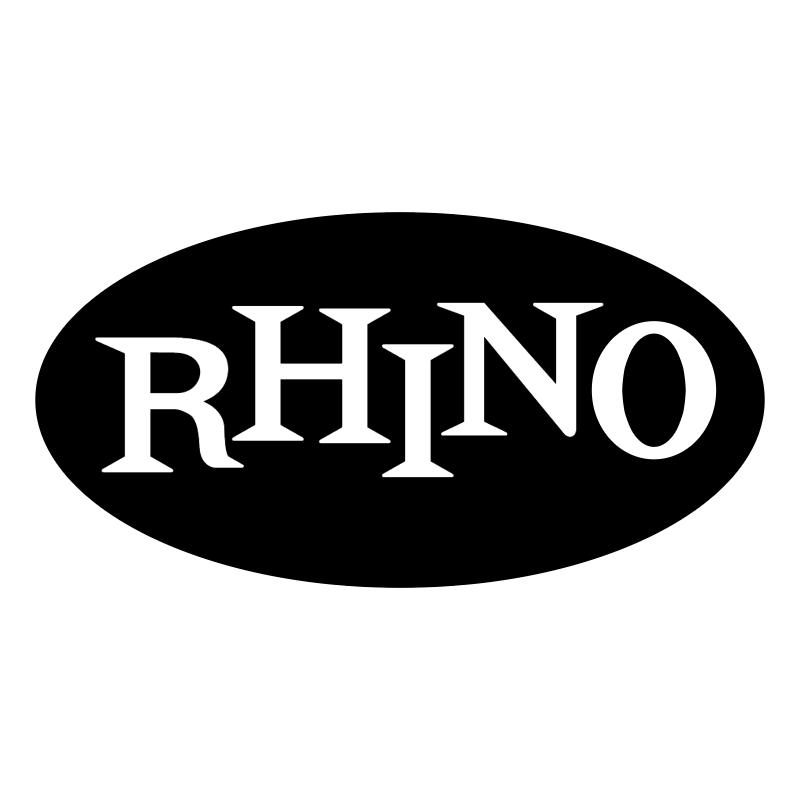 Rhino Records vector