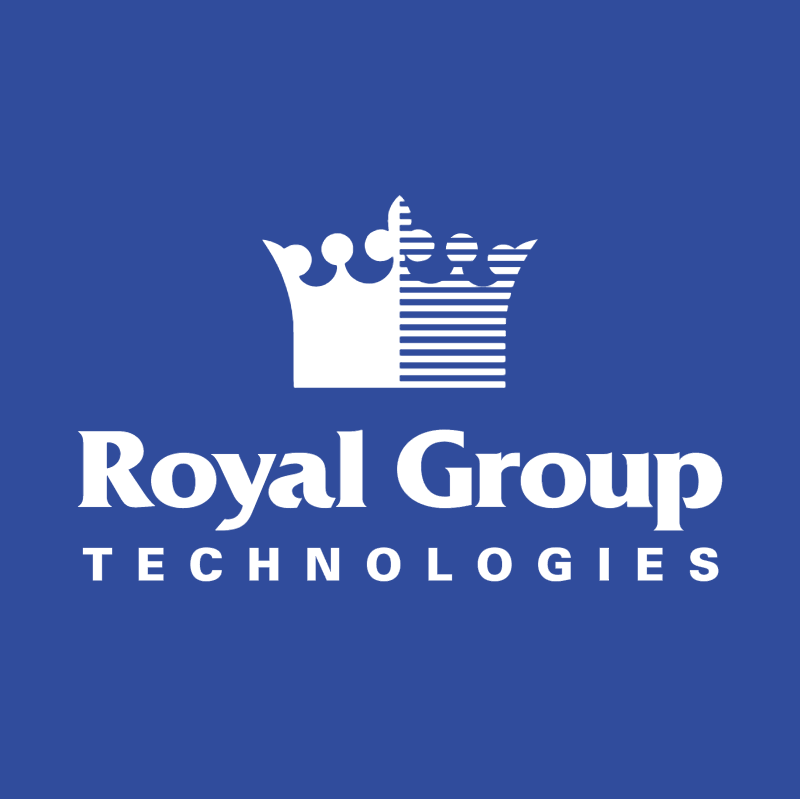 Royal Group Technologies vector