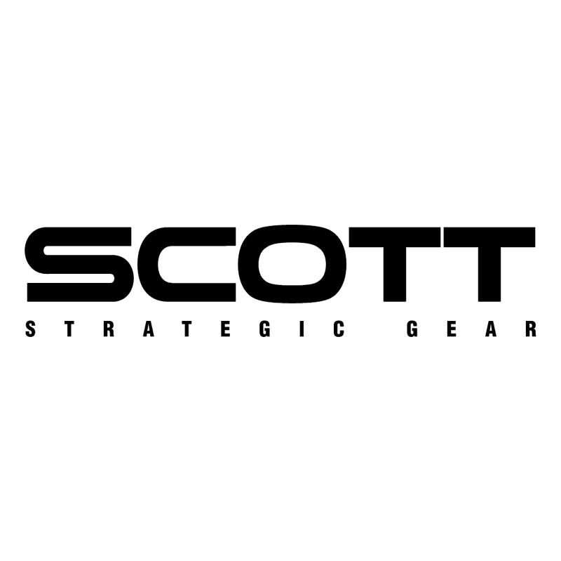 Scott Strategic Gear vector logo