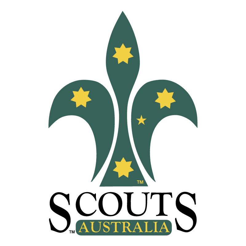 Scouts Australia vector