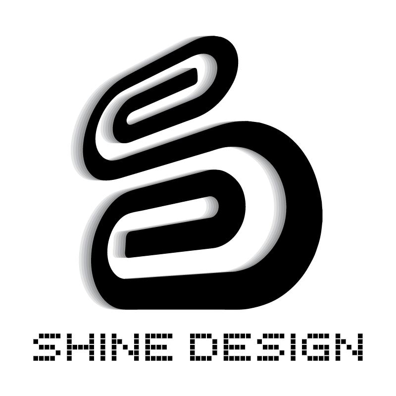 Shine Design vector